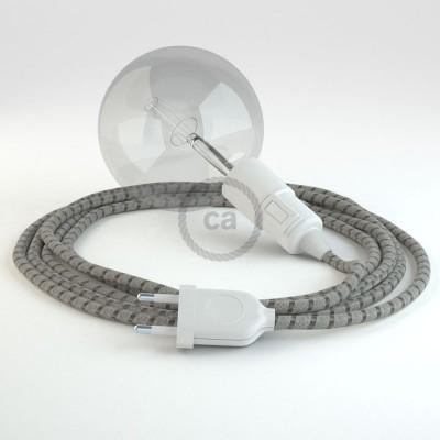 Navrhněte si vlastní RD53 Pruhované kůrové svítidlo Snake a přineste si světlo kamkoli chcete.