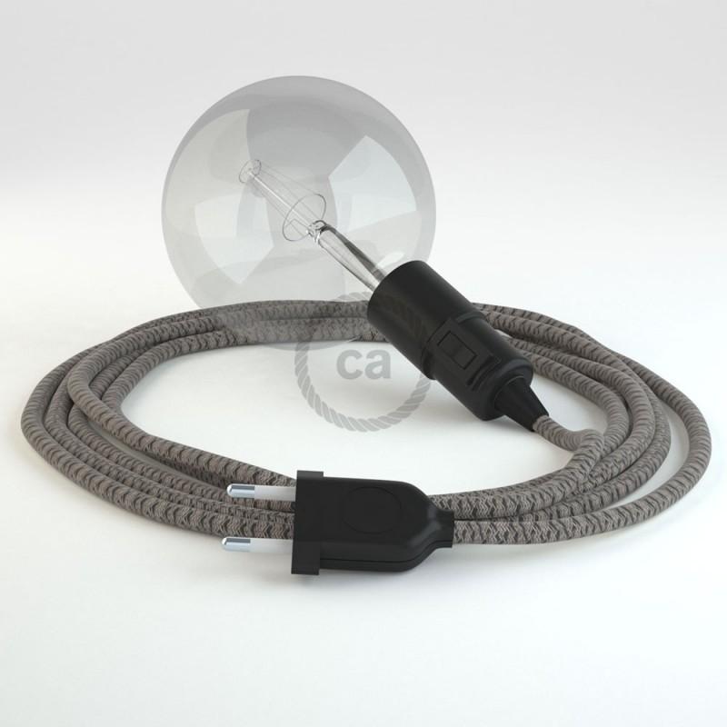 Navrhněte si vlastní RD64 Kosočtvercové antracitové svítidlo Snake a přineste si světlo kamkoli chcete.
