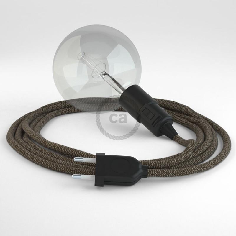 Navrhněte si vlastní RD73 Cik-Cak Kůrové svítidlo Snake a přineste si světlo kamkoli chcete.