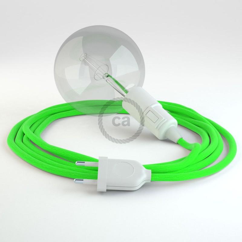 Navrhněte si vlastní RF06 Neonové zelené svítidlo Snake a přineste si světlo kamkoli chcete.