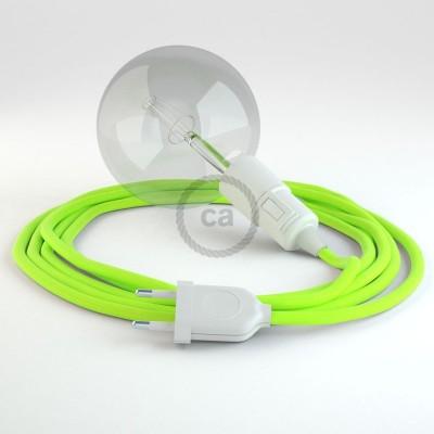 Navrhněte si vlastní RF10 Neonové žluté svítidlo Snake a přineste si světlo kamkoli chcete.