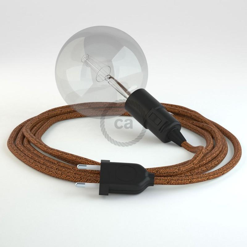 Navrhněte si vlastní RL22 Měděné třpytivé svítidlo Snake a přineste si světlo kamkoli chcete.