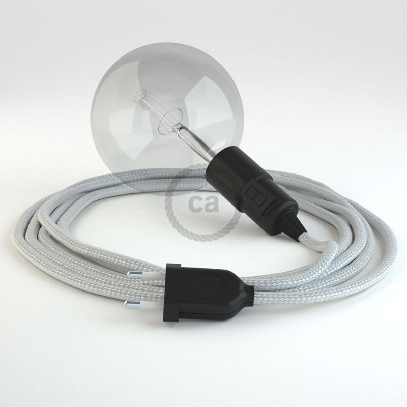 Navrhněte si vlastní RM02 Stříbrné hedvábní svítidlo Snake a přineste si světlo kamkoli chcete.