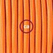 Navrhněte si vlastní RM15 Oranžové hedvábní svítidlo Snake a přineste si světlo kamkoli chcete.