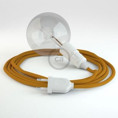 Navrhněte si vlastní RM25 Hořčicové hedvábní svítidlo Snake a přineste si světlo kamkoli chcete.