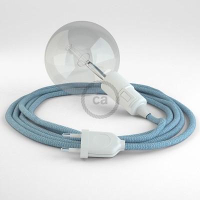 Navrhněte si vlastní RD75 Cik-Cak Modré svítidlo Snake a přineste si světlo kamkoli chcete.