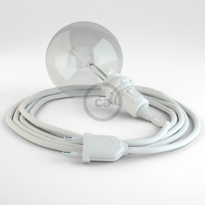 Navrhněte si vlastní RM01 Bílé hedvábní svítidlo Snake pro stínidlo a přineste si světlo kamkoli chcete.