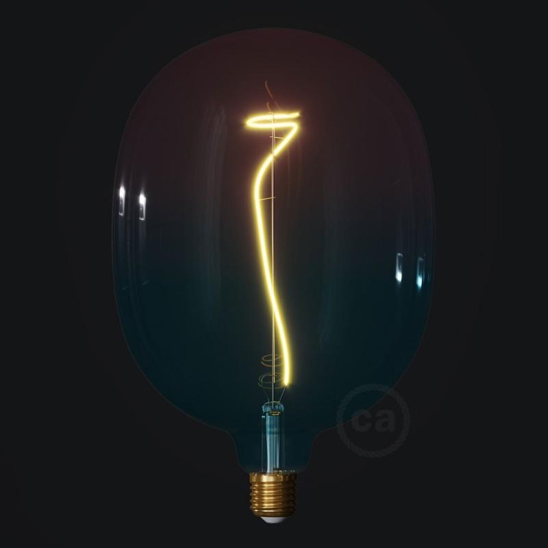 LED žárovka Egg barevná kombinace sen (Dream), kolekce Pastel, popínavé vlákno 4W E27 Stmívatelná 2200K