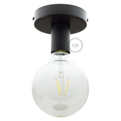 Fermaluce Monochrome, kovové nástěnné nebo stropní svítidlo