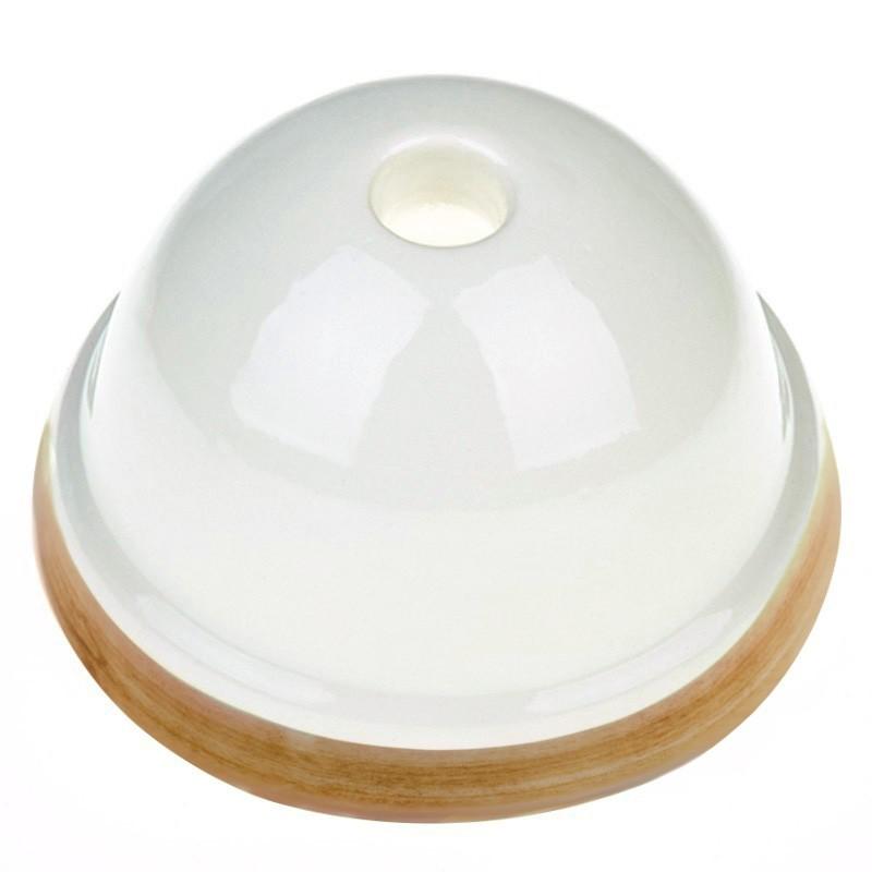 Keramický stropní baldachýn - mini