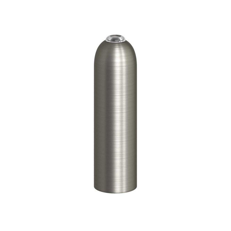 P-Light, E14 objímka s kovovou krytkou a skrytou kabelovou průchodkou