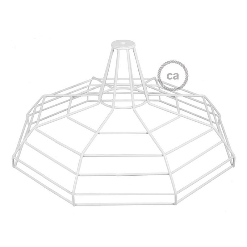 Kovový stínidlový rám Sonar XL s objímkou E27