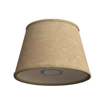 Textilní stínidlo Impero pro objímku E27 pro stolní nebo nástěnné lampy - Vyrobené v Itálii