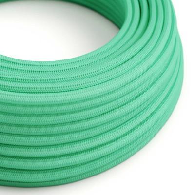 """Hedvábný textilní elektrický kabel, RH69 """"Opal"""""""