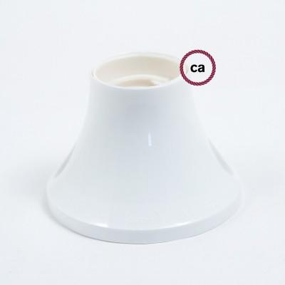 Objímka z termoplastu na stěnu nebo strop se sklonem 90°