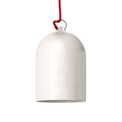 Keramické stínidlo Mini Zvon XS pro závěsné lampy - Vyrobené v Itálii