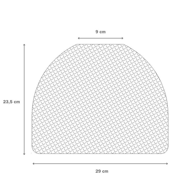 Kovové klecové stínidlo Ghostbell XL pro objímku E27