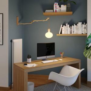 Pinocchio XL, nastavitelný dřevěný nástěnný držák pro nástěnné lampy