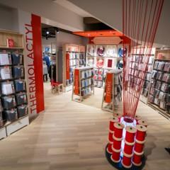 Damart otevírá svůj první vlajkový obchod v Lille ve Francii